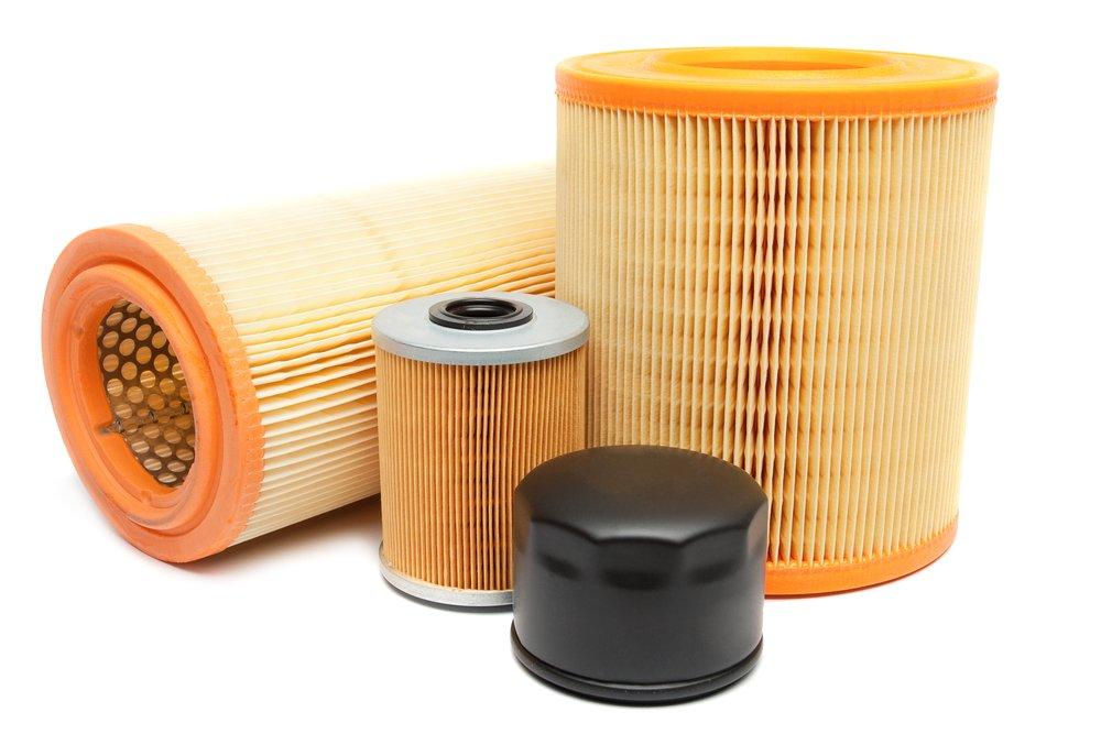 filtros de aceite Ejemplo De Filtración