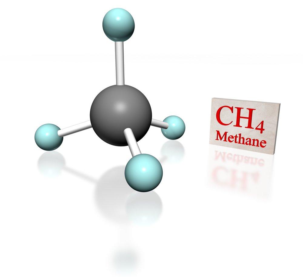 metano ejemplos de alcanos