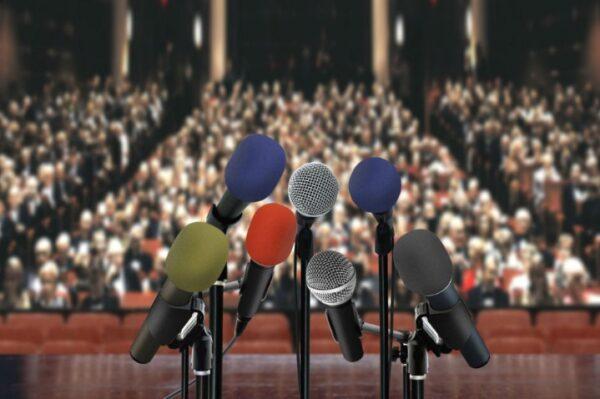 Ejemplos de discursos de agradecimiento