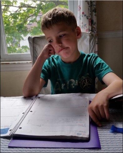 Ejemplo de preguntas de relación de columnas para niños