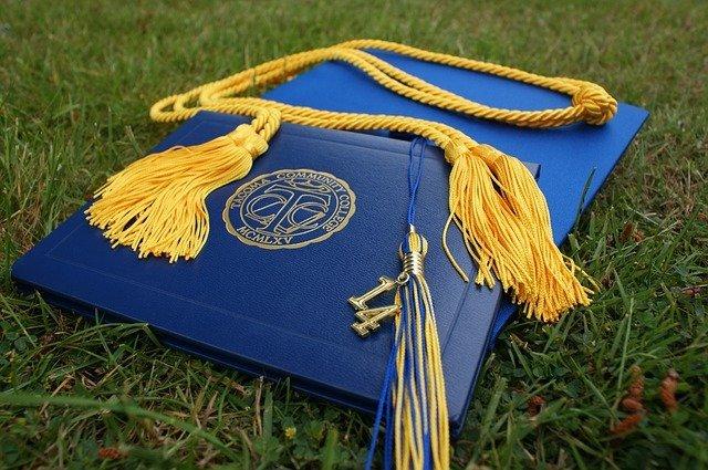 Plantilla de currículum para egresados universitarios