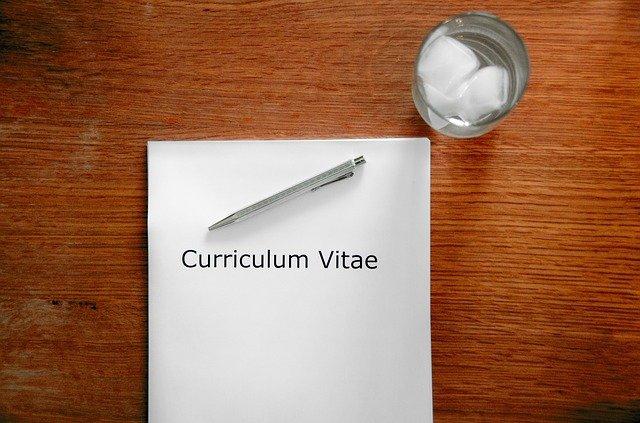 crip ejemplos curriculum vitae sencillo