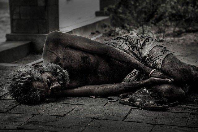 hambre Ejemplos De Problemas Sociales