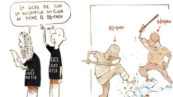 Ejemplos de caricaturas políticas