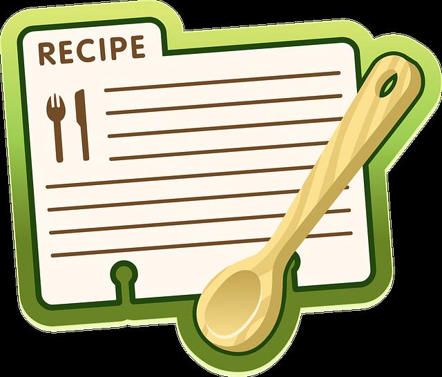 recetas de cocina Ejemplos De Algoritmo